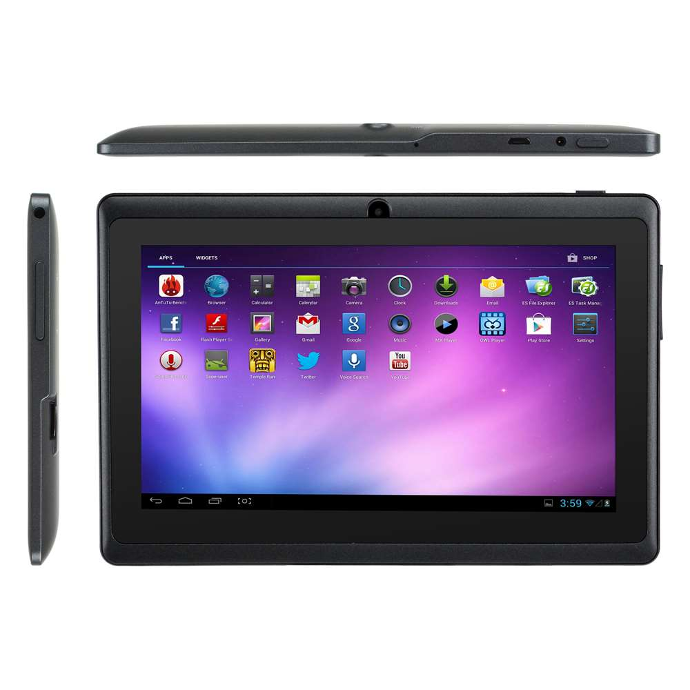 tablet pc A tablet computer, commonly shortened to tablet, is a portable personal computer, typically with a mobile operating system and lcd touchscreen display processing circuitry, and a rechargeable battery in a single thin, flat package.