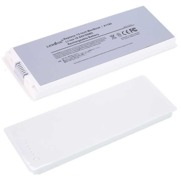 macbook A1185 battery white