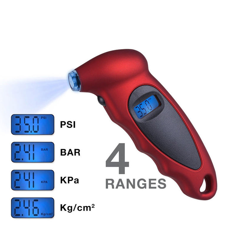 Digital Tyre Air Pressure Gauge