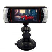 """2.7"""" Dual Lens HD Car Camera"""